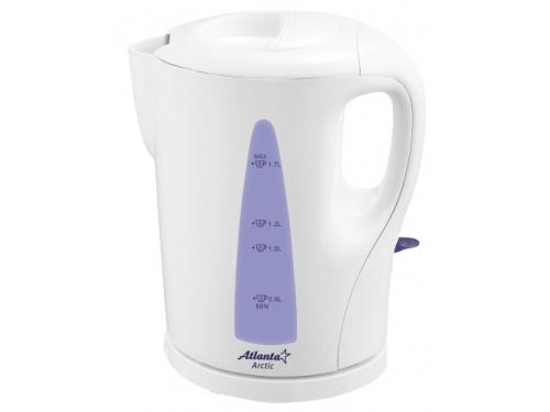 Чайник электрический Atlanta ATH 2301 (пластик), вид 2