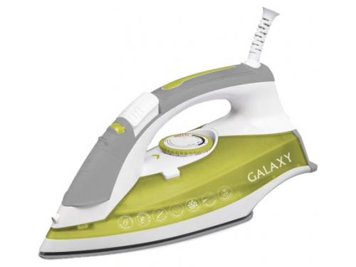 Утюг Galaxy GL 6109, зеленый, вид 1
