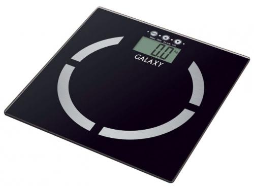 Напольные весы Galaxy GL 4850, черные, вид 1