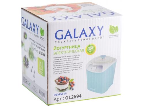 Йогуртница Galaxy GL 2694 (механическая), вид 1