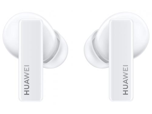 Bluetooth-гарнитура Huawei Freebuds Pro, белая, вид 4