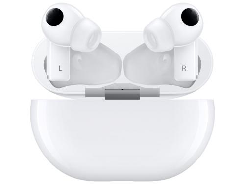 Bluetooth-гарнитура Huawei Freebuds Pro, белая, вид 5