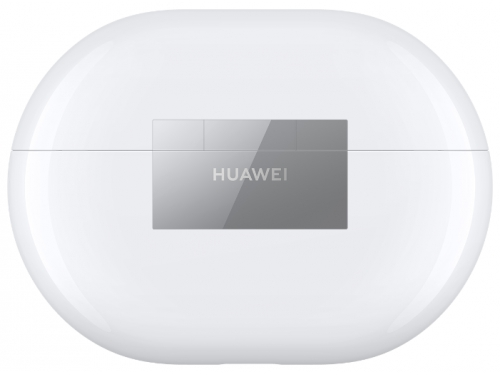 Bluetooth-гарнитура Huawei Freebuds Pro, белая, вид 6