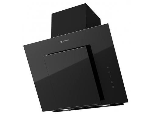 Вытяжка Shindo Remy sensor 60 B/BG 3ET, черная, вид 1