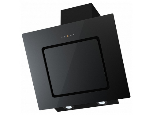 Вытяжка Kronasteel Kirsa Sensor 500 BK, черная, вид 1