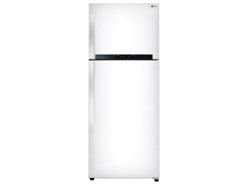 Холодильник LG GC-M432HQHL, белый, вид 1
