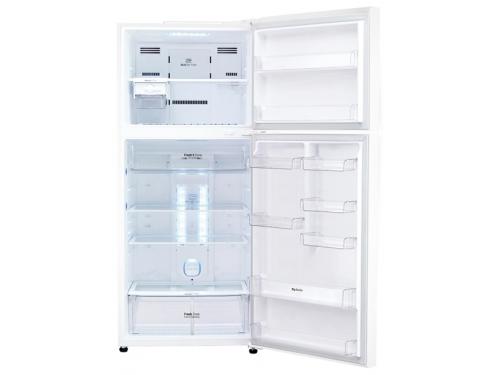 Холодильник LG GC-M432HQHL, белый, вид 2