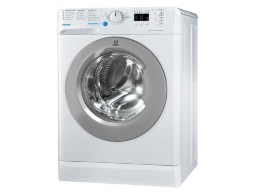 Стиральная машина Indesit BWSA 71052 L S, белая, вид 1
