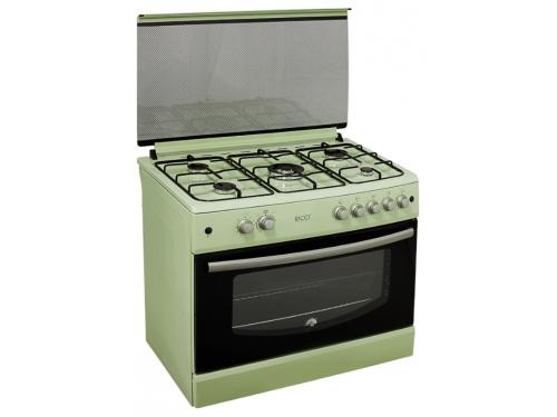 Плита Ricci RGC 9000 LG, зеленая, вид 1