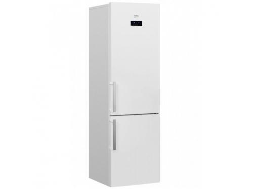 Холодильник BEKO RCNK 356E21 W (No Frost), белый, вид 1