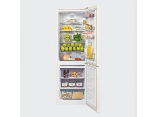 Холодильник BEKO RCNK 356E21 W (No Frost), белый, вид 2