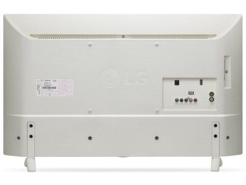 телевизор LG 32LH519U белый/серебристый, вид 5