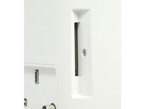 телевизор LG 32LH519U белый/серебристый, вид 9