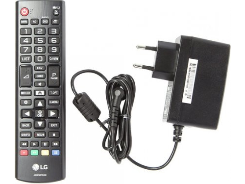 телевизор LG 32LH519U белый/серебристый, вид 10