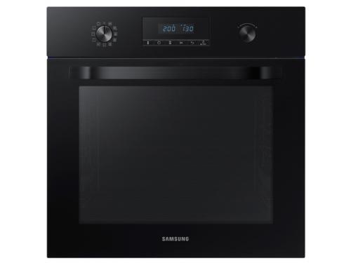 Духовой шкаф Samsung NV70K2340RB, черный, вид 1