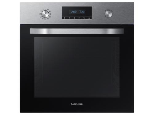 Духовой шкаф Samsung NV70K2340RS, серебристый, вид 1