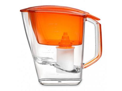 Фильтр для воды Барьер-Гранд, оранжевый, вид 1