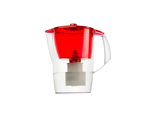 Фильтр для воды Барьер-Норма, рубин, вид 1