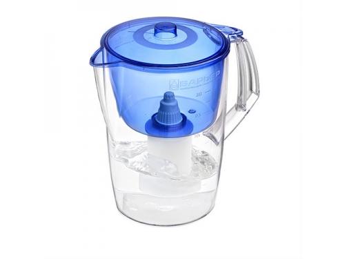 Фильтр для воды Барьер-Лайт, синий, вид 1