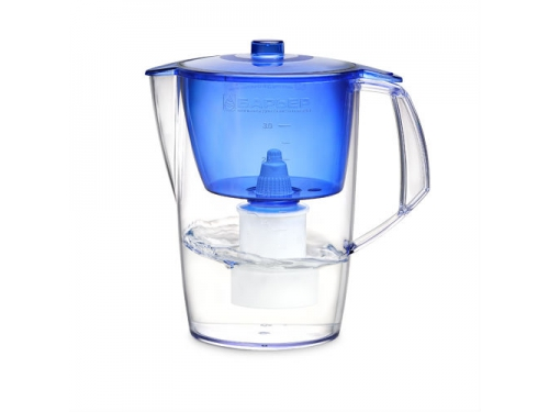 Фильтр для воды Барьер-Лайт, синий, вид 2