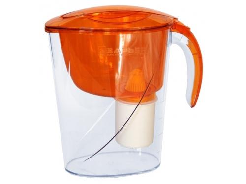 Фильтр для воды Барьер-Эко, янтарь, вид 1