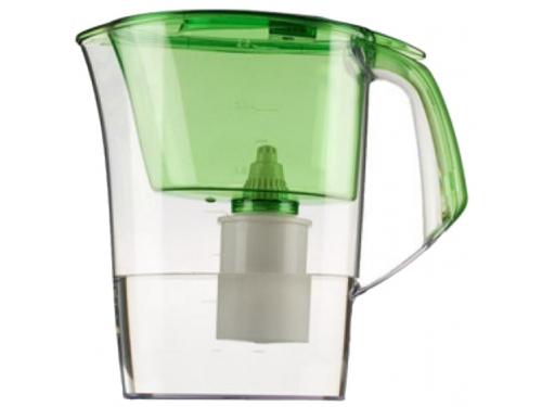 Фильтр для воды Барьер-Стайл, зелёный, вид 1