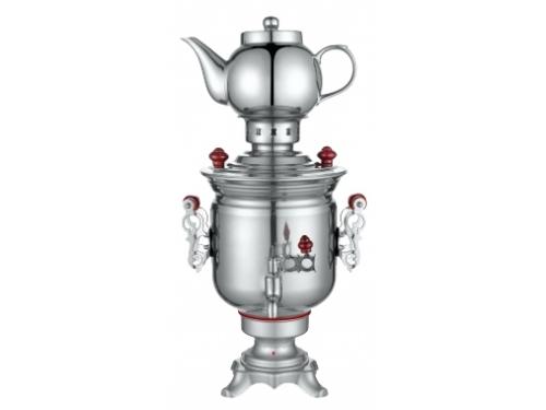 Чайник электрический Чудесница электрический самовар ЭС-3503 +заварочный чайник, вид 1