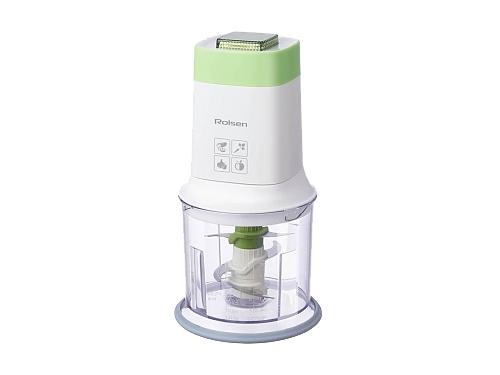 Измельчитель Rolsen RCH-401P, зеленый, вид 1