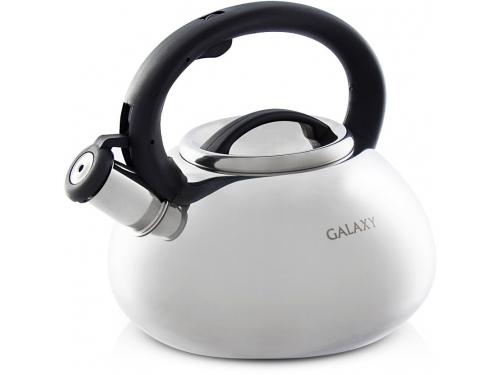 Чайник для плиты Galaxy GL 9212, со свистком, вид 1