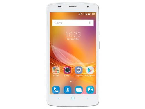 Смартфон ZTE Blade L5 8Gb, белый, вид 2