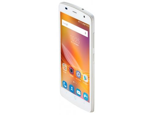 Смартфон ZTE Blade L5 8Gb, белый, вид 4