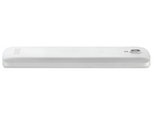 Смартфон ZTE Blade L5 8Gb, белый, вид 7