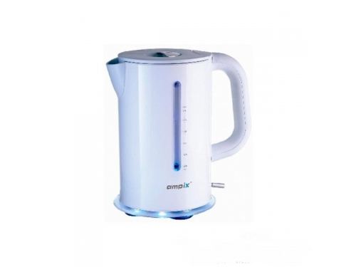 Чайник электрический Irit AMP-100, белый, вид 1