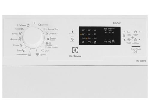 Стиральная машина Electrolux EWT1062IDW, белая, вид 3