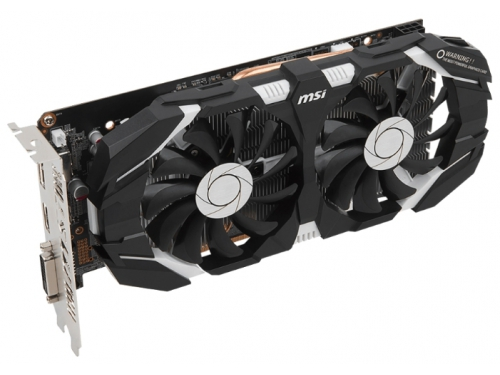 ���������� GeForce MSI PCI-E NV GTX 1060 6Gb 192b DDR5 D-DVI+HDMI GTX 1060 6GT OC, ��� 2