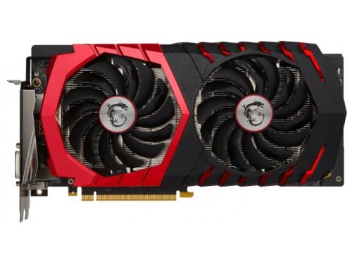 Видеокарта GeForce MSI GeForce GTX 1060 1594Mhz PCI-E 3.0 3072Mb 8108Mhz 192 bit DVI HDMI HDCP, вид 2