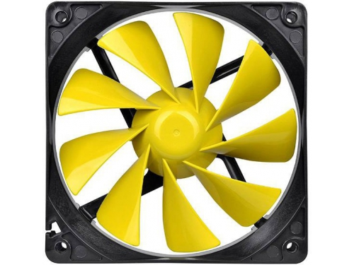 Кулер Thermaltake Pure 12 Fan 120mm, Yellow, вид 1