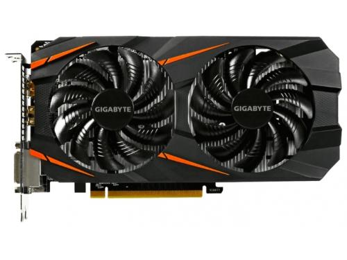 Видеокарта GeForce GIGABYTE GeForce GTX 1060 1582Mhz PCI-E 3.0 3072Mb 8008Mhz, вид 1