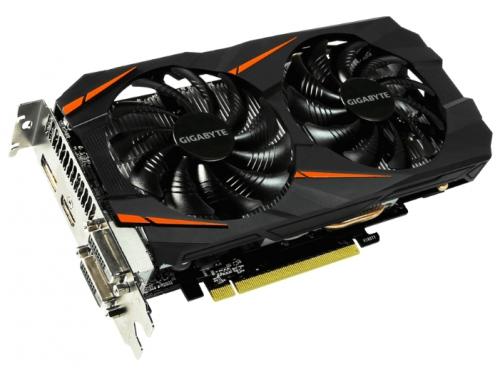 Видеокарта GeForce GIGABYTE GeForce GTX 1060 1582Mhz PCI-E 3.0 3072Mb 8008Mhz, вид 2