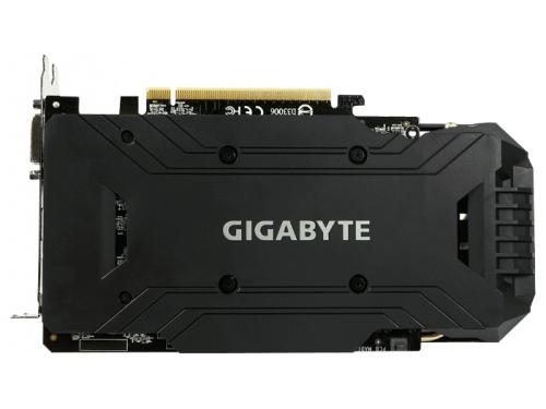 Видеокарта GeForce GIGABYTE GeForce GTX 1060 1582Mhz PCI-E 3.0 3072Mb 8008Mhz, вид 3
