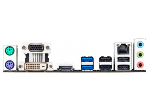 ����������� ����� GIGABYTE GA-H110M-HD2 Soc-1151 H110 DDR4 mATX SATA3  LAN-Gbt USB3.0 VGA/HDMI, ��� 2