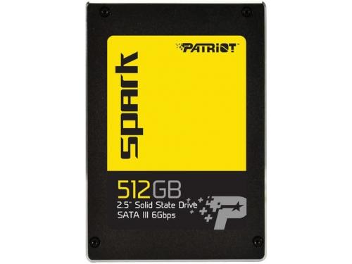 Жесткий диск Patriot 512GB SATA2.5