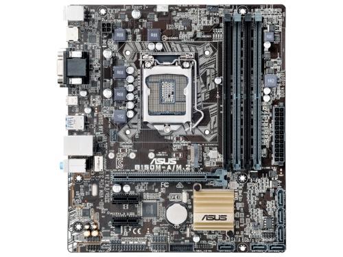 ����������� ����� ASUS B150M-A/M.2 Soc-1151 B150 DDR4 mATX SATA3  LAN-Gbt USB3.0 VGA/DVi/HDMI, ��� 2