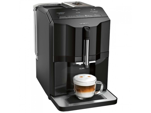 Кофемашина Siemens EQ.300 (TI35A209RW) черная, вид 1
