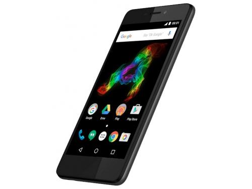 Смартфон Archos 50 Platinum 4G 8Gb, черный, вид 1