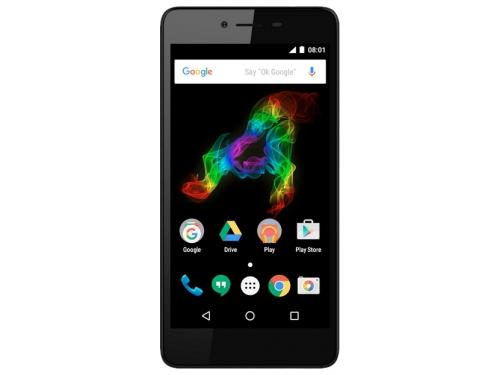 Смартфон Archos 50 Platinum 4G 8Gb, черный, вид 2