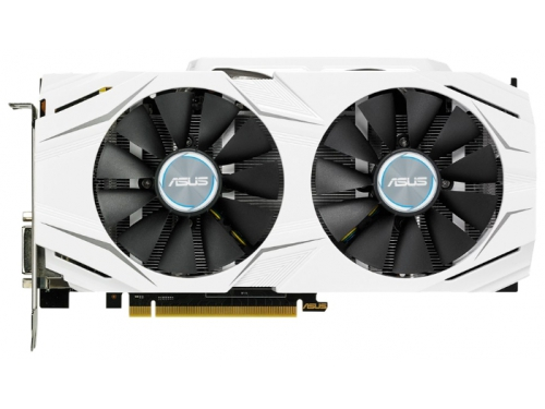 Видеокарта GeForce ASUS GeForce GTX 1060 1569Mhz PCI-E 3.0 6144Mb 8008Mhz 192 bit DVI 2xHDMI HDCP, вид 2