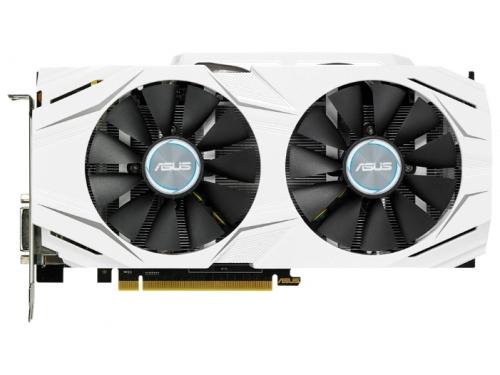 Видеокарта GeForce ASUS GeForce GTX 1060 1569Mhz PCI-E 3.0 3072Mb 8008Mhz 192 bit DVI 2xHDMI HDCP, вид 1