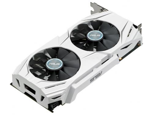 Видеокарта GeForce ASUS GeForce GTX 1060 1569Mhz PCI-E 3.0 3072Mb 8008Mhz 192 bit DVI 2xHDMI HDCP, вид 4
