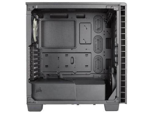 Корпус Corsair Carbide Series Quiet 400Q без б.п., черный, вид 3